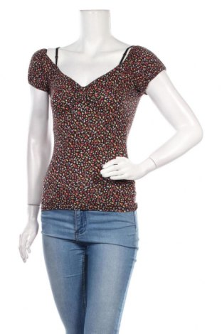 Дамска блуза Avanti, Размер XS, Цвят Многоцветен, 95% вискоза, 5% еластан, Цена 10,50лв.