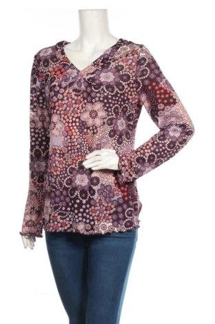 Дамска блуза Casa Blanca, Размер L, Цвят Многоцветен, Полиестер, Цена 16,54лв.