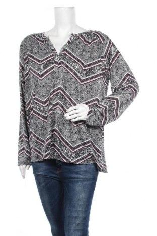Дамска блуза Colours Of The World, Размер XL, Цвят Многоцветен, Полиестер, Цена 15,12лв.
