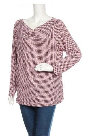 Дамска блуза Essentials by Tchibo, Размер XL, Цвят Червен, 95% вискоза, 5% еластан, Цена 12,29лв.