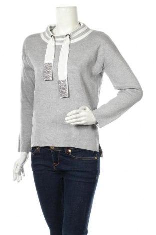 Дамска блуза Estelle, Размер M, Цвят Сив, Полиестер, Цена 22,05лв.