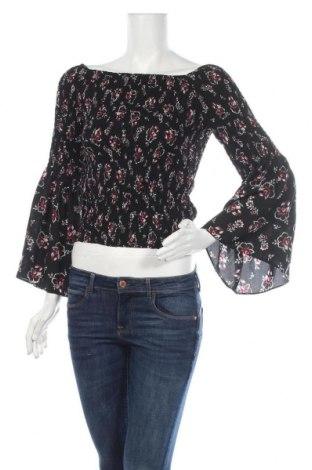 Дамска блуза Express, Размер M, Цвят Многоцветен, Полиестер, Цена 14,28лв.