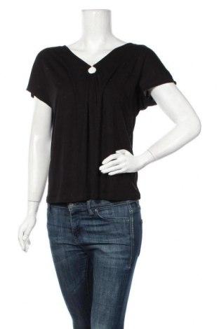 Дамска блуза Lascana, Размер M, Цвят Черен, Вискоза, Цена 10,50лв.