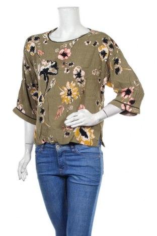 Дамска блуза Part Two, Размер M, Цвят Многоцветен, Вискоза, Цена 8,51лв.