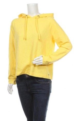 Γυναικεία μπλούζα Tom Tailor, Μέγεθος M, Χρώμα Κίτρινο, 50% πολυεστέρας, 50% βαμβάκι, Τιμή 18,95€