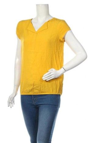 Bluză de femei Tom Tailor, Mărime XS, Culoare Galben, Viscoză, Preț 22,70 Lei