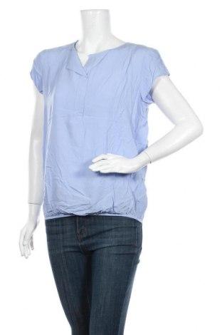 Bluză de femei Tom Tailor, Mărime M, Culoare Albastru, Viscoză, Preț 22,70 Lei