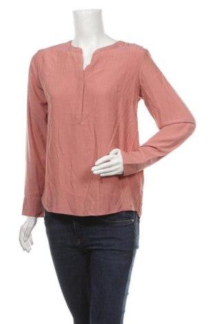 Дамска блуза Tom Tailor, Размер S, Цвят Розов, 69% вискоза, 31% полиестер, Цена 10,44лв.