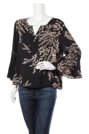 Дамска блуза Zac & Rachel, Размер L, Цвят Черен, Полиестер, Цена 18,95лв.