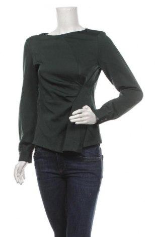 Dámská halenka Zara, Velikost M, Barva Zelená, 95% polyester, 5% elastan, Cena  287,00Kč