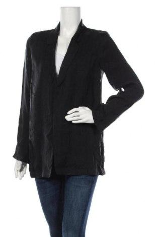 Cardigan de damă American Vintage, Mărime M, Culoare Negru, Cupro, Preț 23,52 Lei