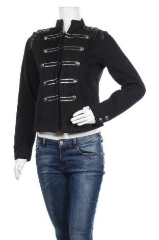 Дамска жилетка Amici, Размер M, Цвят Черен, 80% памук, 20% полиестер, Цена 19,85лв.