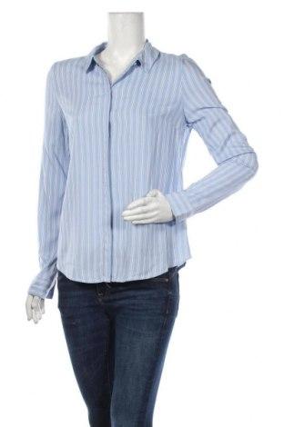 Дамска риза Ardene, Размер S, Цвят Син, Вискоза, Цена 4,46лв.