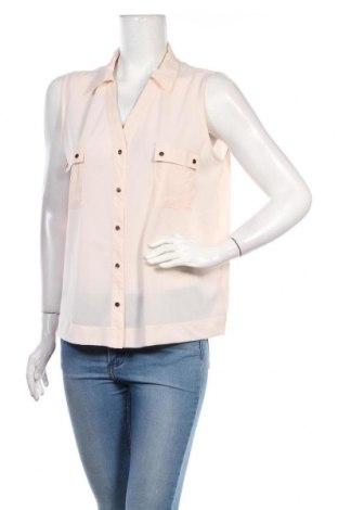 Дамска риза Cortefiel, Размер M, Цвят Розов, Цена 10,80лв.