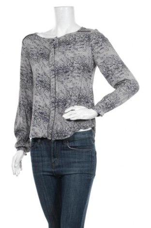 Дамска риза Free Quent, Размер S, Цвят Многоцветен, Вискоза, Цена 4,46лв.
