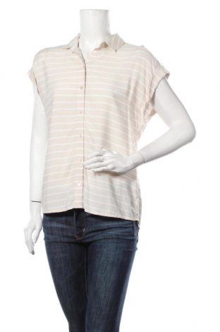 Дамска риза Tom Tailor, Размер S, Цвят Бежов, Вискоза, Цена 12,12лв.