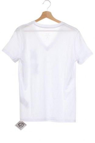 Дамска тениска Armani Exchange, Размер XS, Цвят Бял, Памук, Цена 69,00лв.