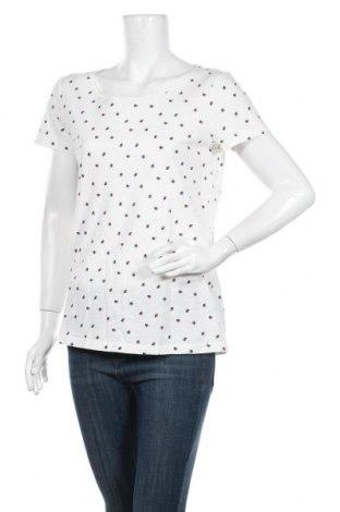Γυναικείο t-shirt Tom Tailor, Μέγεθος M, Χρώμα Λευκό, Βαμβάκι, Τιμή 5,05€