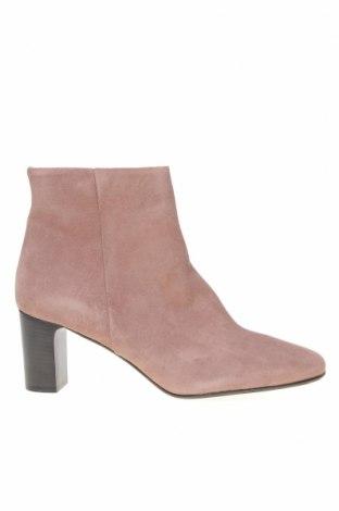 Дамски боти Copenhagen Shoes, Размер 42, Цвят Розов, Естествен велур, Цена 116,55лв.