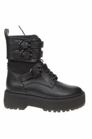 Dámské boty  Even&Odd, Velikost 37, Barva Černá, Eko kůže, Cena  1176,00Kč