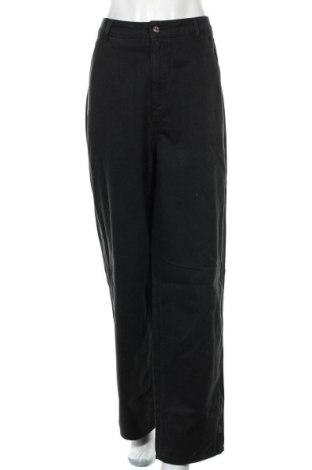 Дамски дънки ASOS, Размер XL, Цвят Черен, Памук, Цена 34,50лв.