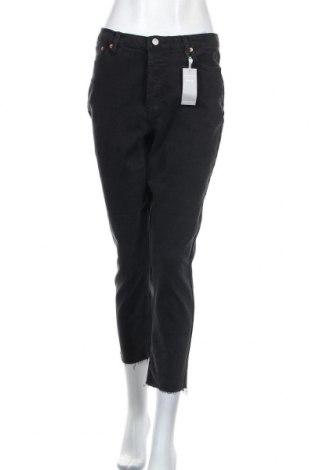 Дамски дънки Ardene, Размер M, Цвят Черен, 97% памук, 3% еластан, Цена 25,20лв.