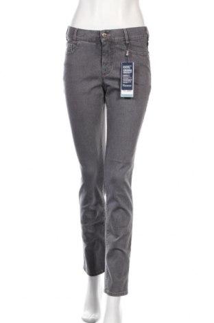Дамски дънки Atelier GARDEUR, Размер S, Цвят Сив, 87% памук, 10% полиестер, 3% еластан, Цена 17,40лв.