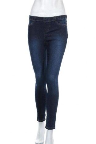 Дамски дънки C&A, Размер S, Цвят Син, 82% памук, 16% полиестер, 2% еластан, Цена 16,91лв.