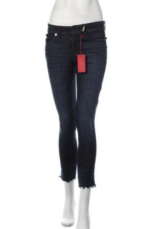 Дамски дънки Cambio, Размер S, Цвят Син, 92% памук, 8% еластан, Цена 149,25лв.