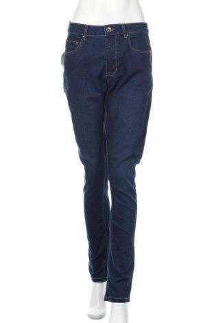 Дамски дънки Coop, Размер L, Цвят Син, 72% памук, 25% полиестер, 3% еластан, Цена 51,45лв.