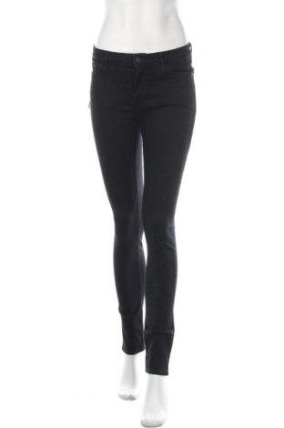 Дамски дънки Cross Jeans, Размер M, Цвят Черен, 92% памук, 8% еластан, Цена 26,22лв.