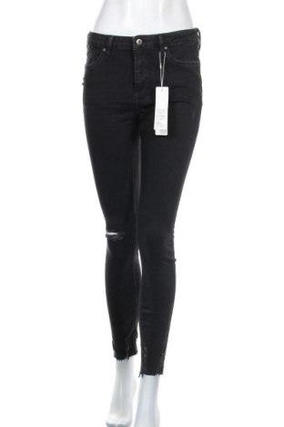 Дамски дънки Edc By Esprit, Размер M, Цвят Черен, 92% памук, 6% полиестер, 2% еластан, Цена 31,05лв.