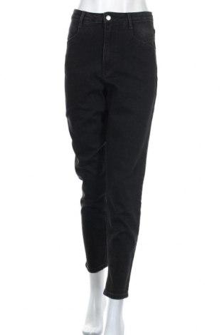 Дамски дънки Edited, Размер S, Цвят Черен, 66% памук, 23% полиестер, 10% вискоза, 1% еластан, Цена 57,00лв.