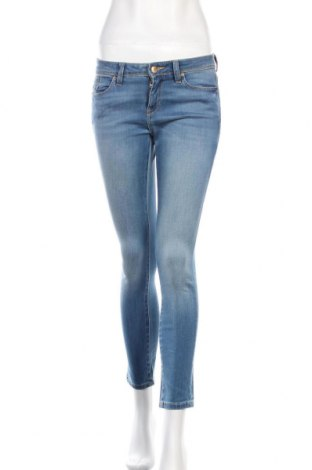 Blugi de femei Esprit, Mărime S, Culoare Albastru, 97% bumbac, 3% elastan, Preț 78,95 Lei