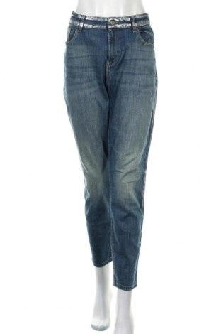Дамски дънки Esprit, Размер XL, Цвят Син, 98% памук, 2% еластан, Цена 33,60лв.
