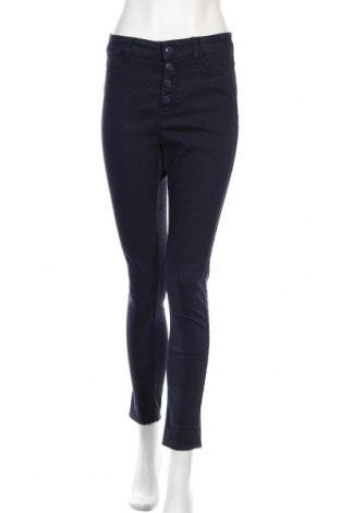 Дамски дънки H&M Divided, Размер M, Цвят Син, 72% памук, 25% полиестер, 3% еластан, Цена 27,00лв.