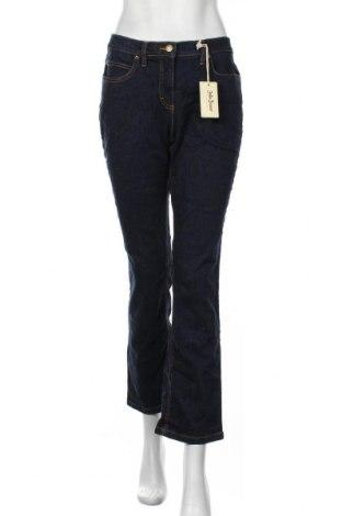 Дамски дънки John Baner, Размер S, Цвят Син, 98% памук, 2% еластан, Цена 12,86лв.