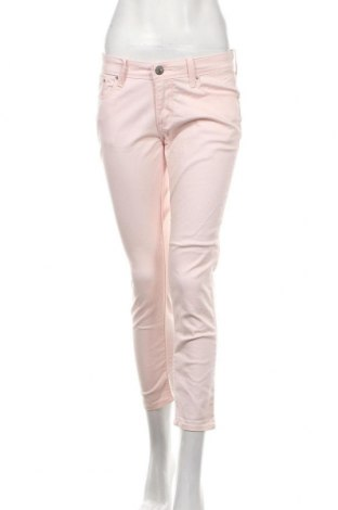 Дамски дънки Levi's, Размер M, Цвят Розов, 77% памук, 21% полиестер, 2% еластан, Цена 13,04лв.