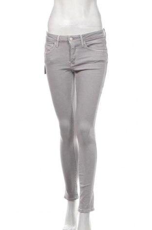 Дамски дънки Mavi, Размер S, Цвят Сив, 98% памук, 2% еластан, Цена 33,82лв.