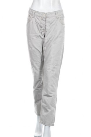 Дамски дънки Nkd, Размер XL, Цвят Сив, Памук, Цена 15,44лв.
