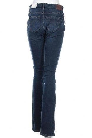 Дамски дънки ONLY, Размер L, Цвят Син, 98% памук, 2% еластан, Цена 28,56лв.