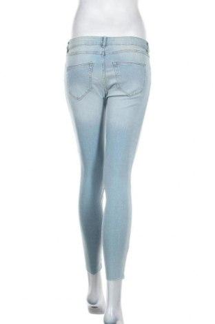 Дамски дънки Review, Размер M, Цвят Син, 68% памук, 20% вискоза, 13% полиестер, Цена 22,68лв.