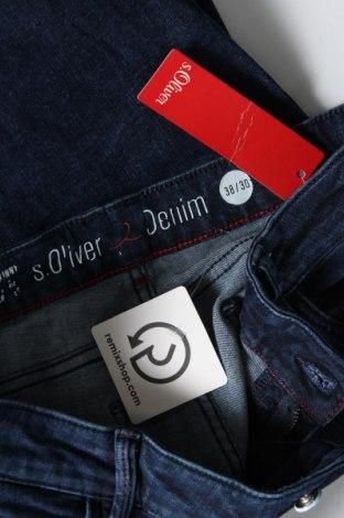 Дамски дънки S.Oliver, Размер M, Цвят Син, Цена 29,37лв.