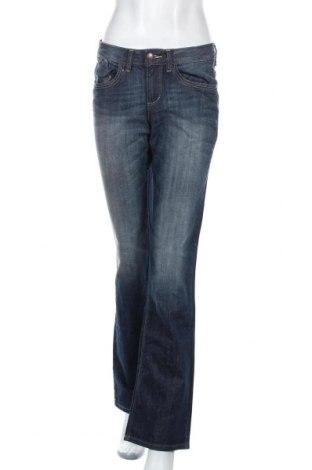 Γυναικείο Τζίν Tom Tailor, Μέγεθος M, Χρώμα Μπλέ, 98% βαμβάκι, 2% ελαστάνη, Τιμή 14,29€