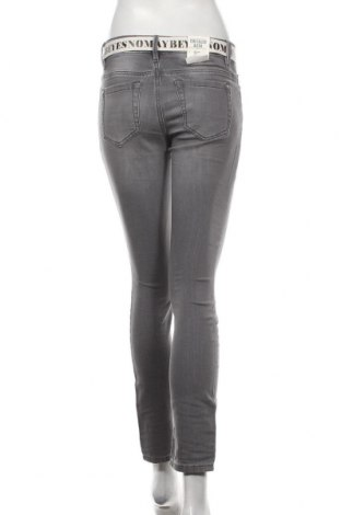 Дамски дънки Tom Tailor, Размер S, Цвят Сив, 82% памук, 17% полиестер, 1% еластан, Цена 21,00лв.
