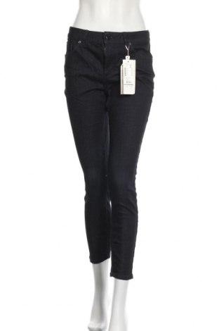 Дамски дънки Tom Tailor, Размер L, Цвят Син, 72% памук, 27% полиестер, 1% еластан, Цена 72,00лв.