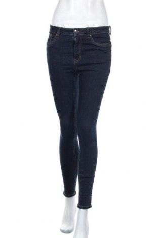 Дамски дънки Tom Tailor, Размер S, Цвят Син, 91% памук, 7% полиестер, 2% еластан, Цена 61,50лв.