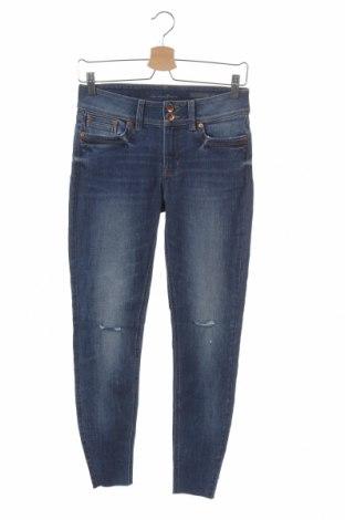 Дамски дънки Tom Tailor, Размер S, Цвят Син, Цена 66,75лв.
