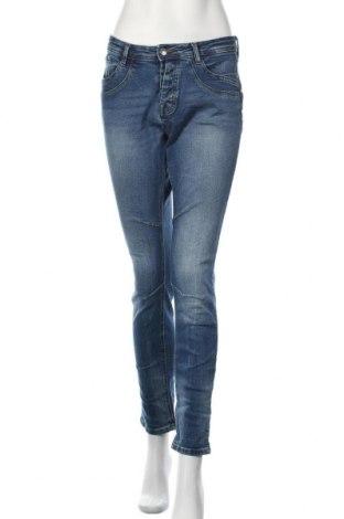 Дамски дънки Tom Tailor, Размер M, Цвят Син, Цена 63,00лв.