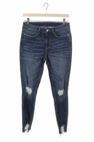 Дамски дънки Tom Tailor, Размер XS, Цвят Син, Цена 66,75лв.